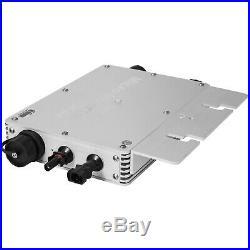 Solar Grid Tie Micro Inverter DC 22-50V to AC 110V Intelligent wireless MPPT