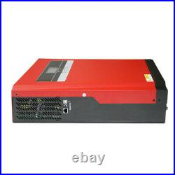 Solar Inverter 3200W 24V Pure Sine Wave Hybrid Inverter MPPT 80A Charger 500VDC