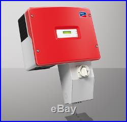 Solar Inverter SMA Sunny Boy SB3000US 240v Used 1 year Perfect Condition