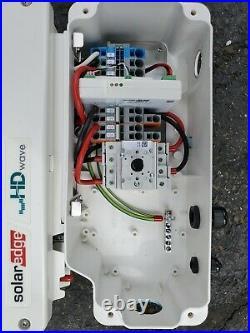 SolarEdge 11.4k Inverter