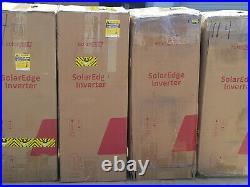 SolarEdge 11KW GRID-TIED Inverter Model SE11400A-US NEW FACTORY BOX NO RESERVE