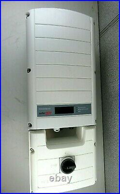 SolarEdge Grid-Support 14.4kW 3-Phase Solar Inverter withShutdown Switch