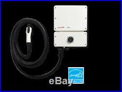 SolarEdge HD-Wave SE7600H 7.6kW Inverter for Electric Car Charging V. 2