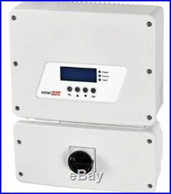 SolarEdge SE-3800H-US, HD-Wave, With (RGM) Single Phase Solar Inverter 3.8kW