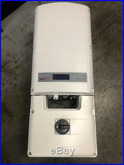 SolarEdge SE10000A-US-U, 10000W Grid Tie Inverter, 240V