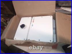 SolarEdge SE10000H-US000BNU4 Single Phase Inverter with HD