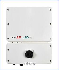 SolarEdge SE10000H-US000BNU4 Single Phase Inverter with HD-Wave Technology