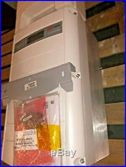 SolarEdge SE20KUS 480V Three-Phase Grid-Tie Inverter PV 20000W AC Output NEW