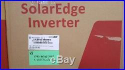 SolarEdge SE3000A-US000NNR2 SOLAR INVERTER (1) ONE BRAND NEW