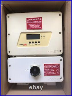 SolarEdge SE5000H-US HD Wave Grid TIE Inverter