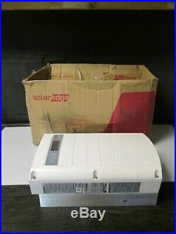 SolarEdge SE7600A-US Grid Support Utility Interactive Photovoltaic Inverter