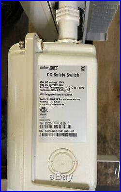 SolarEdge SE7600A-US Grid-Tied Single Phase Inverter with DC Disconnect