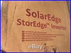 SolarEdge SE7600A-USS20NNB2 Single Phase Grid-Tie Inverter