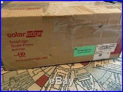 SolarEdge SE7600H-US000BNU4 Single Phase Inverter with HD-Wave Technology