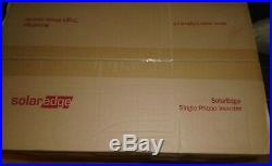 SolarEdge SE7600H-USBNU4 Screenless Inverter New