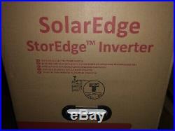 SolarEdge StorEdge SE7600A-USS Inverter