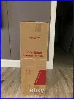 SolarEdge StorEdge SE7600A USS2RNCB2 7.6KW Hybrid Inverter