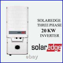 SolarEdge Three Phase inverter SE-20K-USR48NNU4, 20kw Gridtie Inverter 277v/480v