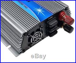 SolarEpic 1000W Grid Tie Inverter MPPT For Solar Panel Stackable Pure Sine New
