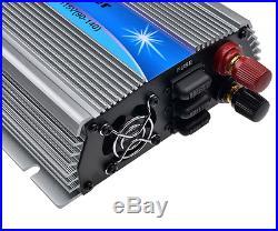 SolarEpic 1000W Grid Tie Inverter MPPT For Solar Panel Stackable Pure Sine Wave