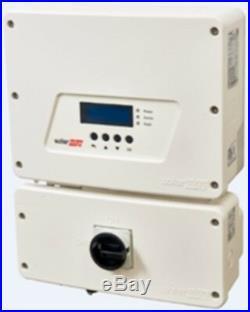 Solaredge, Inverter, Grid Tie, 11.4Kw, HD Wave, V2, Rev Grade, SE11400H-US-RGM