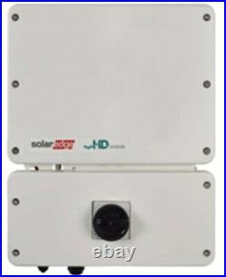 Solaredge, Inverter, Grid Tie, 3Kw, HD Wave, V2, SE3000H-US