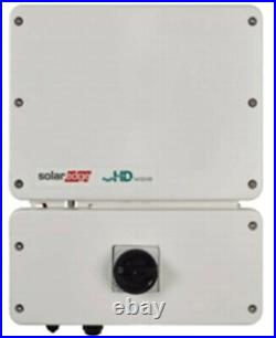 Solaredge, Inverter, Grid Tie, 5Kw, HD Wave, V2, Rev Grade, SE5000H-USRGM