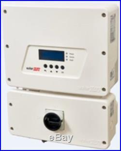 Solaredge, SE3800H, 3800 Watt, HD Wave, Grid Tie Inverter