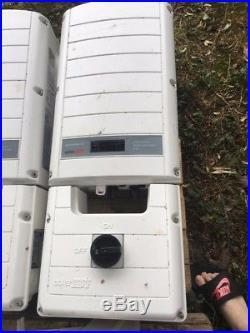 Solaredge, SE9K-US, 9KW, 3 Phase, Transformerless, Grid tie Inverter, 208V