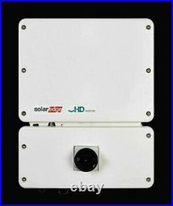 Solaredge Se3000h-us Hd Wave Grid Tie Inverter 3000w 240 Vac