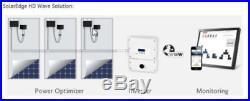 Solaredge Se7600h-us Hd Wave Grid Tie Inverter 7600w 240 Vac, String Inverter