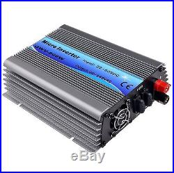 Solarepic Micro Grid Tie Inverter 600W Stackable with MPPT 22-60V DC Input 110V