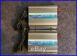 Solarepic micro Grid tie inverter