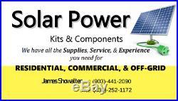 Solectria 3.8kw 3800W Grid Tie Solar Inverter