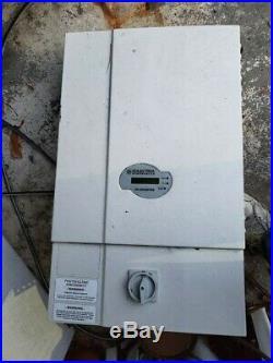 Solectria Solar Grid-Ti Inverter PVI-4000 3.9kW