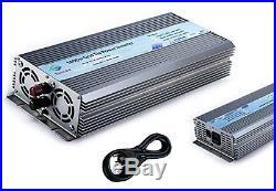 Solinba 1000w on Grid Tie Power Inverter Solar Generator DC22-56v AC110v for