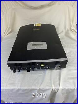 Solis / Ginlong 3600DB 3.6 Solar PV Inverter 3600 Watt Max Grid Tied Dual MPPT