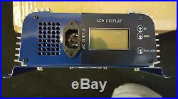 Sun-1500G Grid Tie Inverter, dc to ac inverter, 45-90vdc input, 1500 watts input