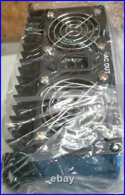 Sun Series Sun-1000GTIL2-Wi-Fi Blue DC45-90V 1000W Solar Grid Tie Power Inverter