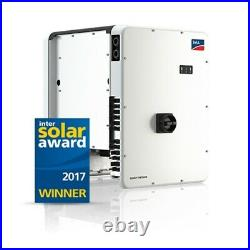 Sunny Boy, Inverter, Grid Tie, 50.0 Kw, Commercial, 480/277Vac, STP50-US-41