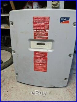 Sunny boy solar inverter SB 9000TLUS-12