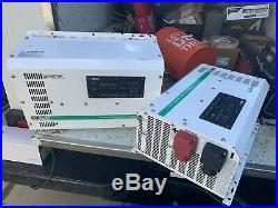 Trace Xantrex SW5548 inverters 5500w (2) units, one works, one for parts