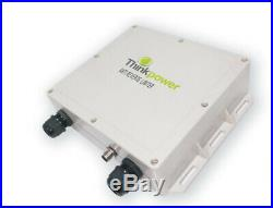 Tumo-Int 3000W Solar Grid-Tie Inverter Power Limiter with Wi-Fi Communication
