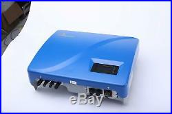 Tumo-Int 6000W Solar Grid-Tie Inverter Power Limiter with Wi-Fi Communication