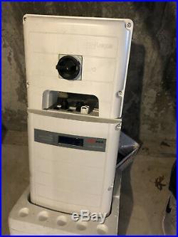 USED Solaredge 11400w Grid-Tie Solar Inverter SE11400A-USR00NNU2