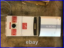 Used ABB Grid Tie 3800 Watt Inverter With Disconnect #53
