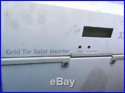 Xantrex GT3.0 Inverter for Grid Tie solar system
