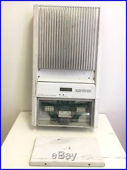 Xantrex Grid Tie Solar Inverter Utility Interactive 3.0 KW 240 V