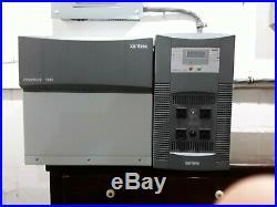 Xantrex PowerHub 1800-Watt Solar Inverter LED Display & Battery Box