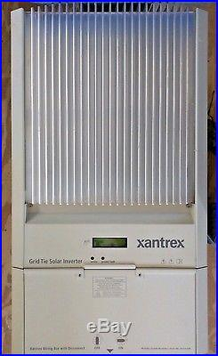 Xantrex Solar Inverter, Grid-tie, GT 2.8 kW AC 208/240V